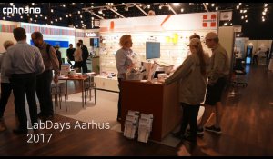 NanoCuvette™ One at LabDays 2017 in Aarhus