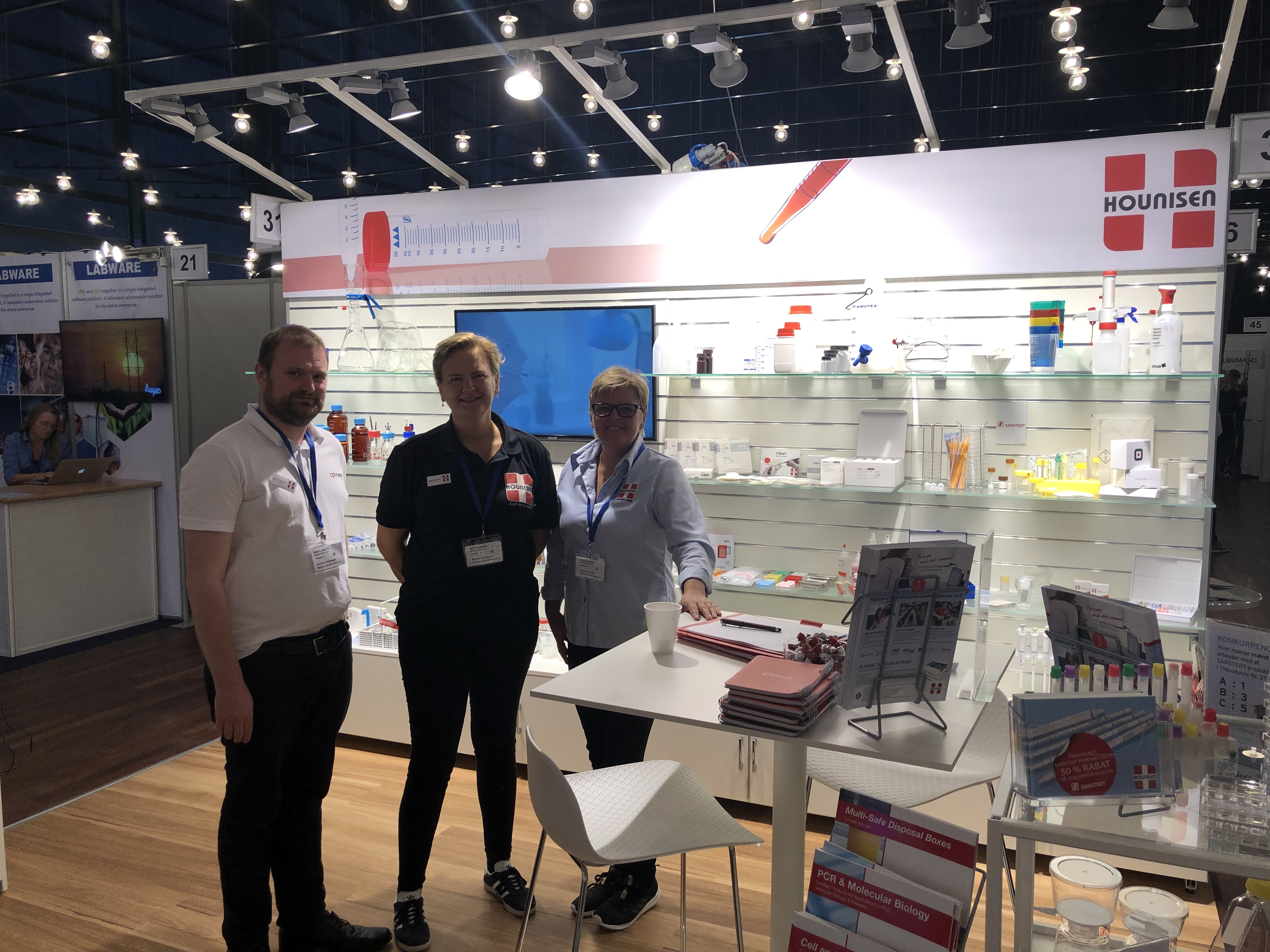 Still possible to meet us at Labdays Aahurs 2019!